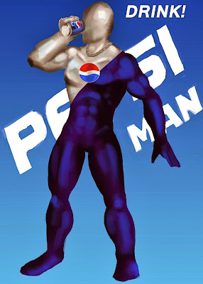 Download Pepsi Man Game