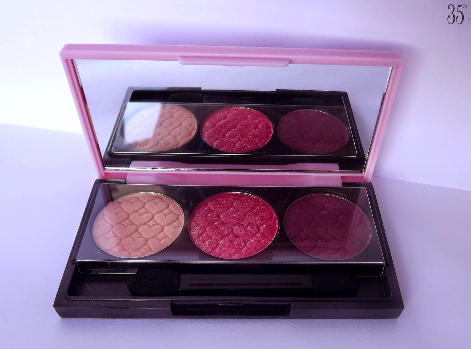 Etude House Look at my eyes palette in #3 Love Potion