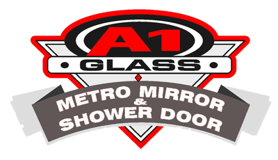 A1 Glass Metro Mirror & Shower Door