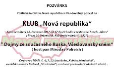 Klub červenec 17