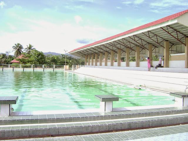 Wisata Permandian Pentadio Resort Gorontalo
