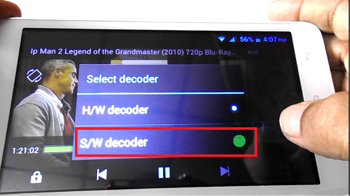 How to fix MX Player Audio Sound Problem (Solved) H/W S/W decoder, dual audio