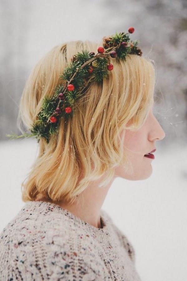 christmas hair style