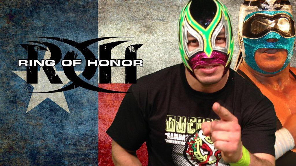 StuKa y Guerrero Maya en ROH