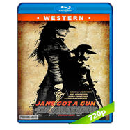 Jane Got a Gun (2016) BRRip 720p Audio Dual Latino-Ingles