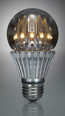 new LED light bulb