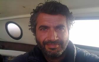Hombre turco