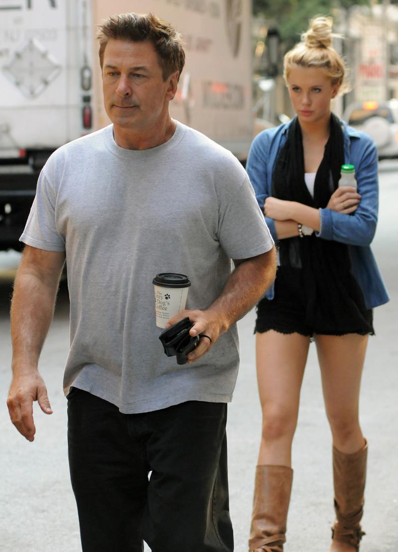 Alec baldwin e ireland baldwin a the new york nuda celebrit 224