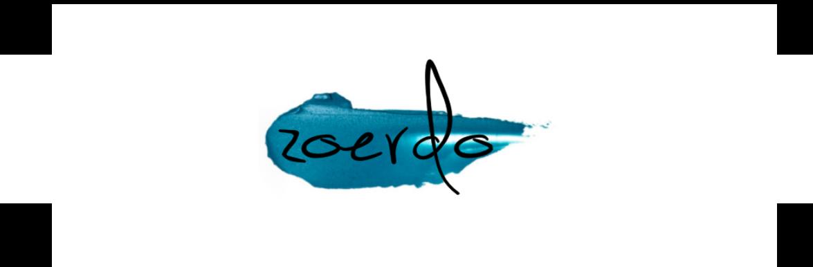 ZOERDO - BEAUTY LIFESTYLE FASHION BLOG !