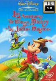 Las aventuras de Bongo Mickey y las judias (1947)