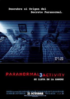 Actividad paranormal 3 (2011) Online