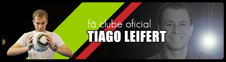 Fã Clube Oficial Tiago Leifert