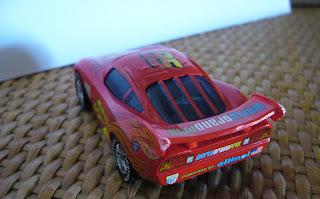 Pixar Cars Saetta McQueen