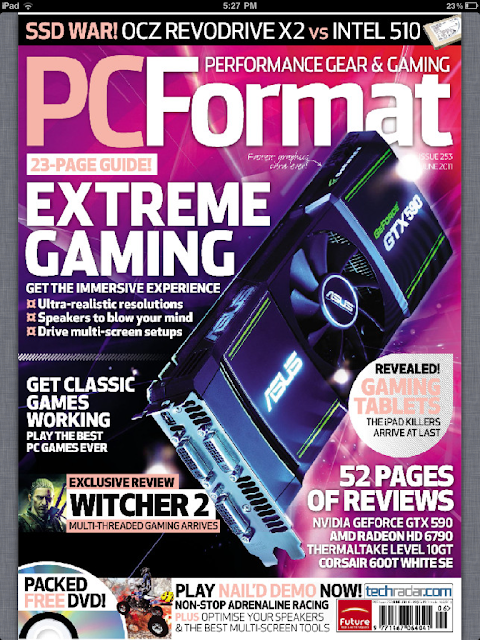 PC FORMAT UK JUNE 2011