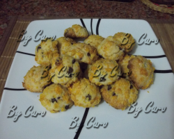 """""""Cookies Cereales y Chispas"""""""