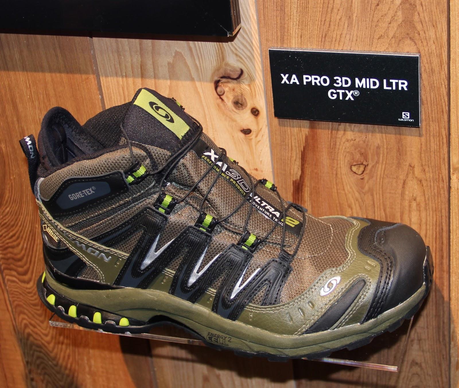 salomon XA Pro 3D Ultra 2 GTX birch