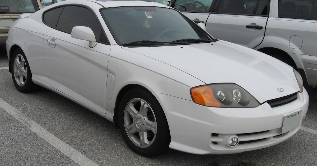 03 Hyundai Tiburon Wiring