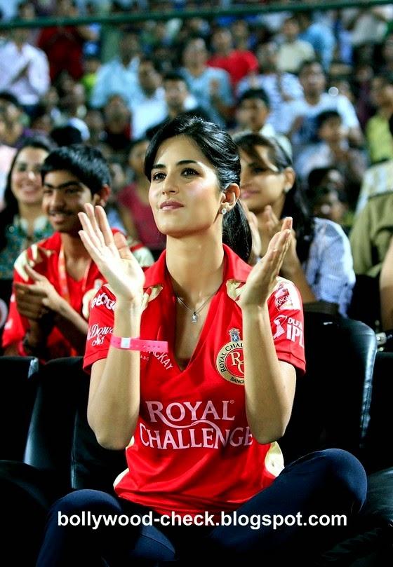 Katrina Kaif IPL Dresses