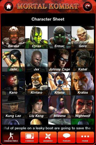 mortal kombat 2011 scorpion moves. Mortal Kombat Game Guide IPA