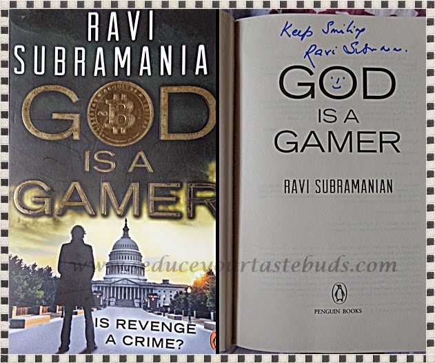 God is a Gamer – Book Review