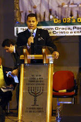 Pr. Isaias Santos da Silva