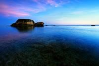 Wisata Pantai Surga Lombok