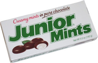 Dying for Chocolate: Junior Mints Cheesecake, History & More ...