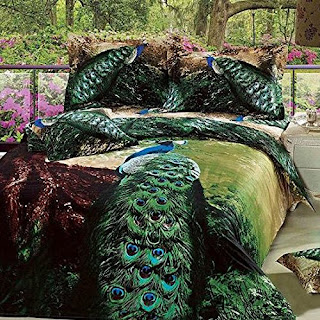 bedroom decor ideas and designs top ten peacock themed bedding sets