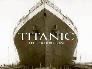 Titanic tentoonstelling