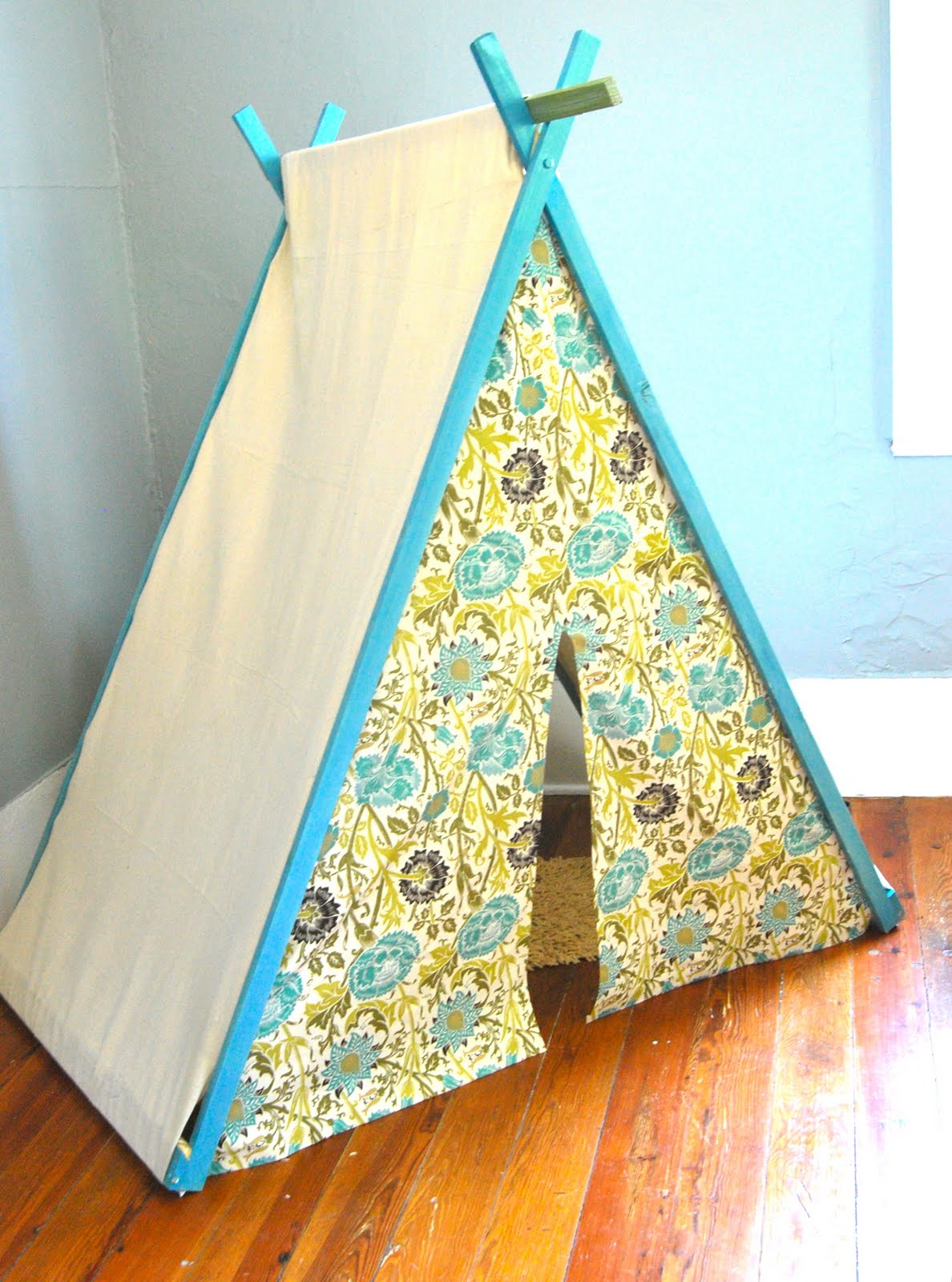 The feminist housewife diy play tent