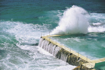 Ocean Baths, Bondi Beach