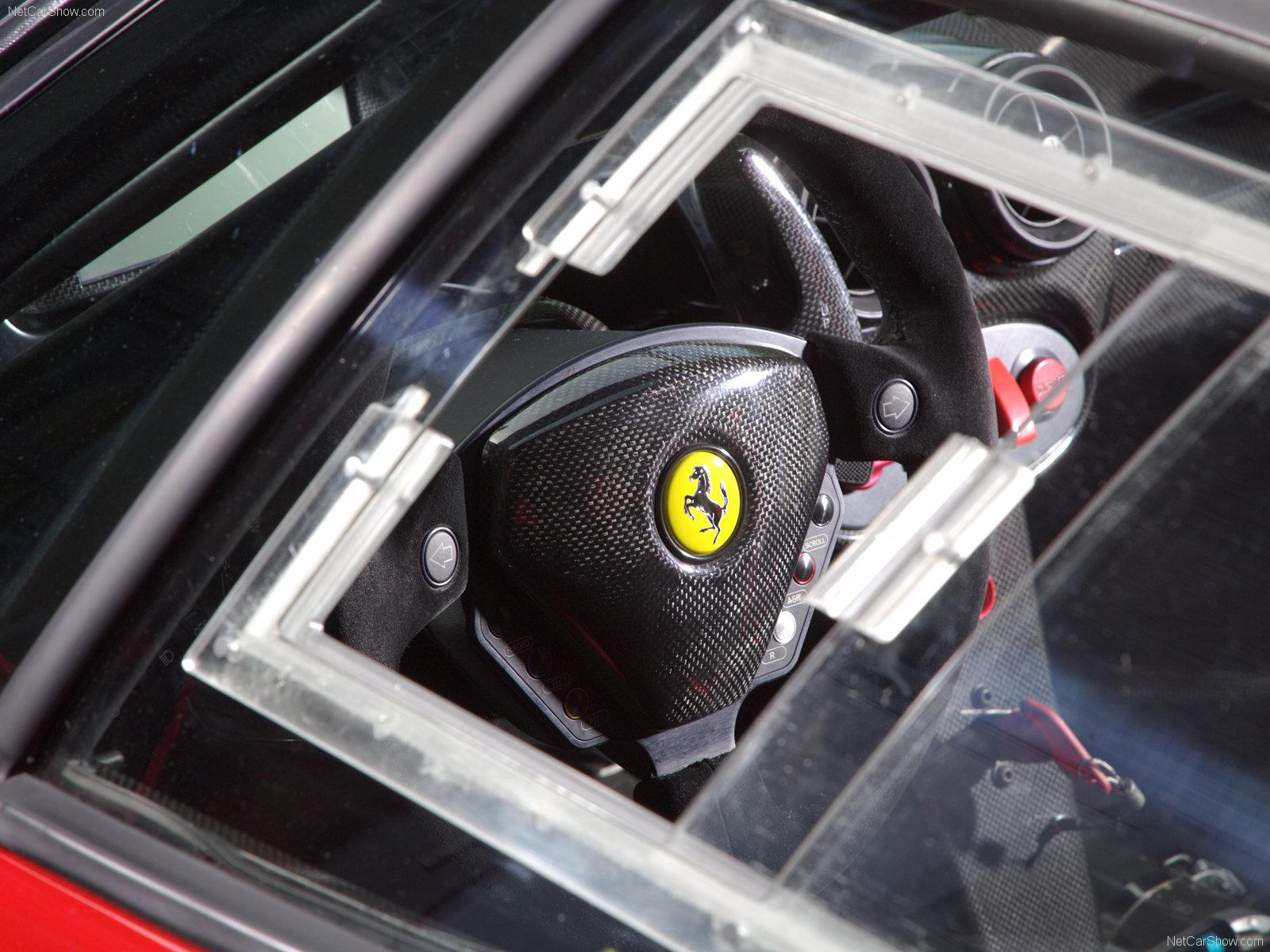 Hình ảnh siêu xe Edo Ferrari FXX 2008 & nội ngoại thất