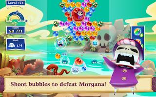 Game Bubble Witch 2 saga Mod Apk ( Mega Mod ) New Version