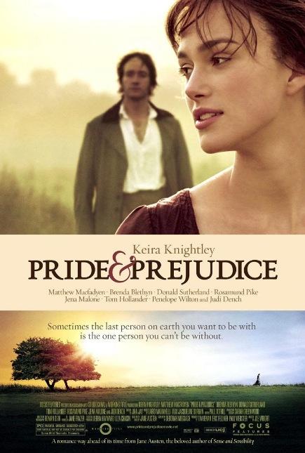 """""""Pride & Prejudice (2005)"""" movie review by Nazmysti Nm"""