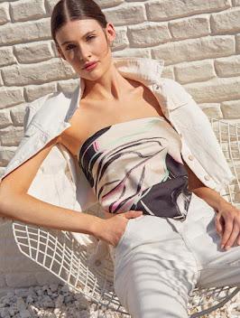 TENDENCIAS DE MODA VERANO 2021: Looks de moda de la primavera verano 2021 by Tucci
