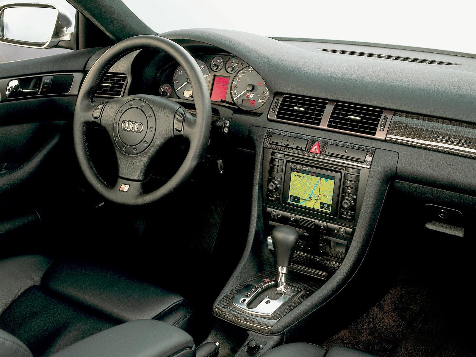 Automotive Database Audi S6