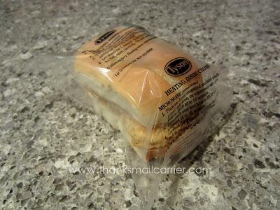 Tyson Mini Chicken Sandwiches