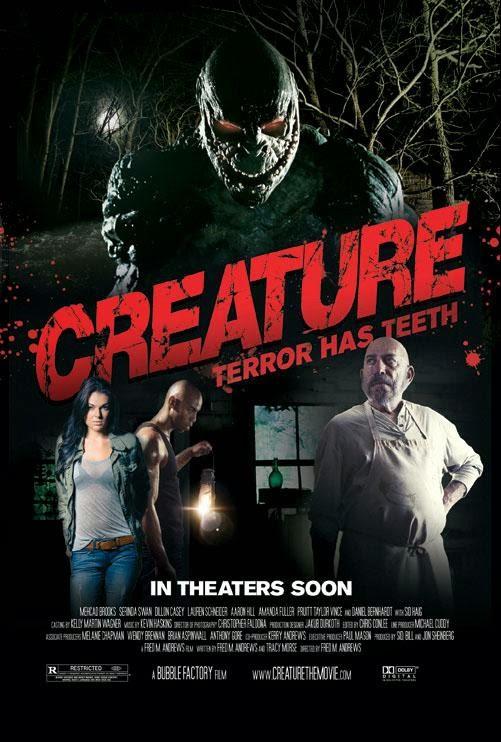 Creature – DVDRIP LATINO