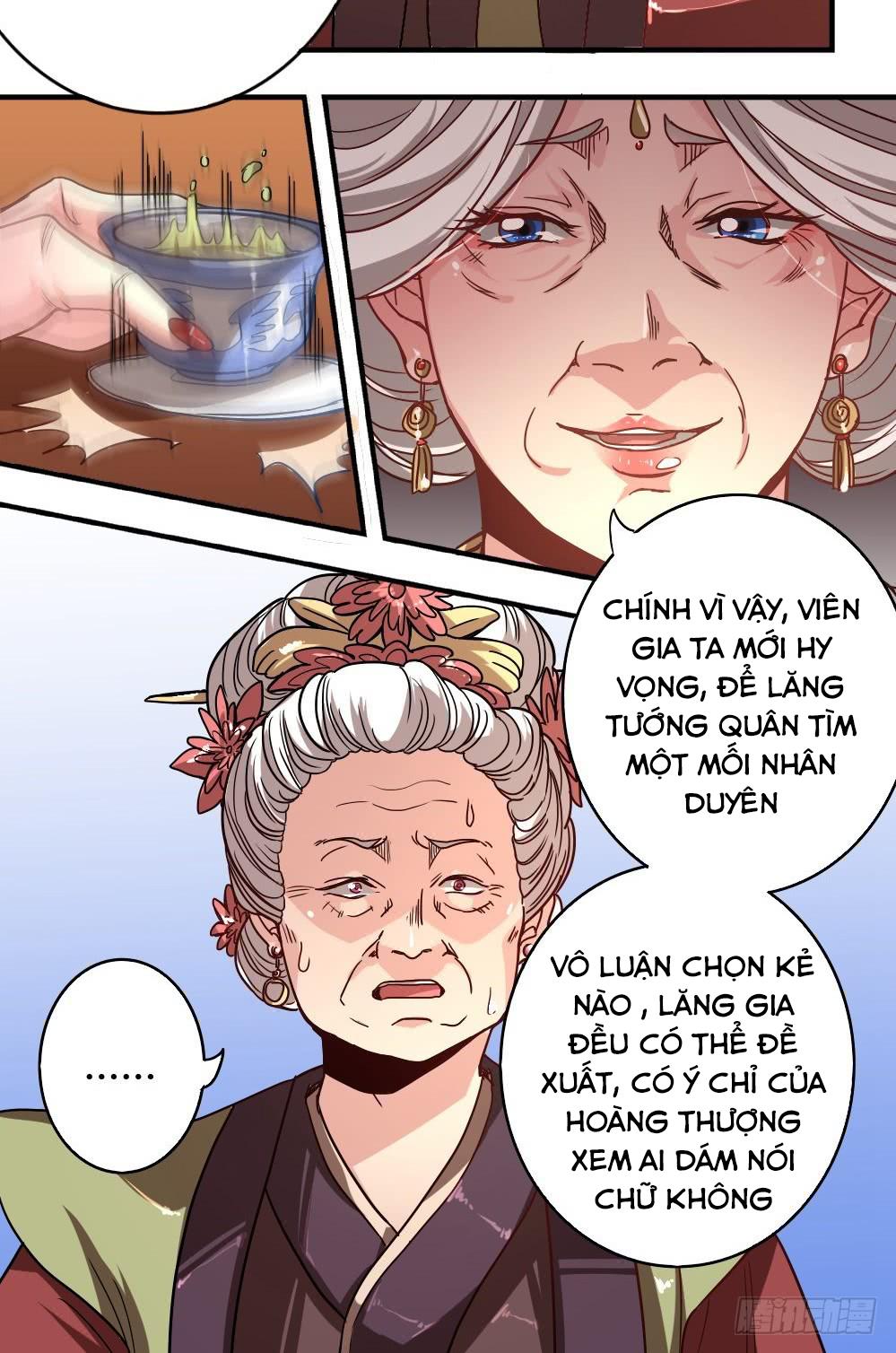 Tướng Quân Hữu Hỷ Chapter 4 - upload bởi truyensieuhay.com