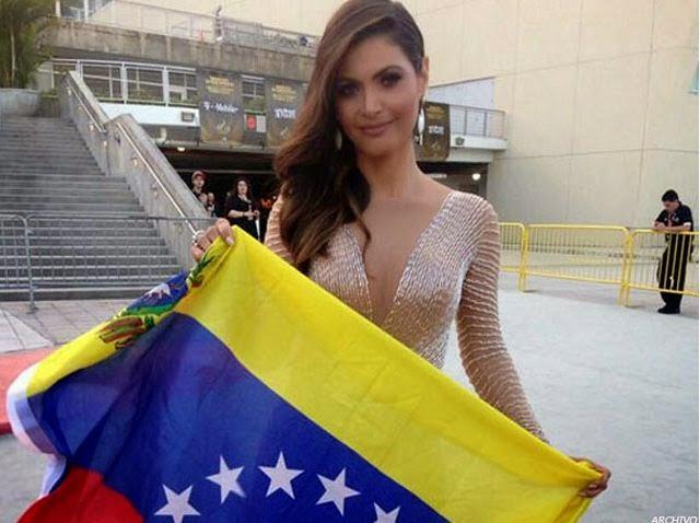 CHINQUINQUIRÁ DELGADO SUS DECLARACIONES A CALA SOBRE SITUACIÓN EN VENEZUELA