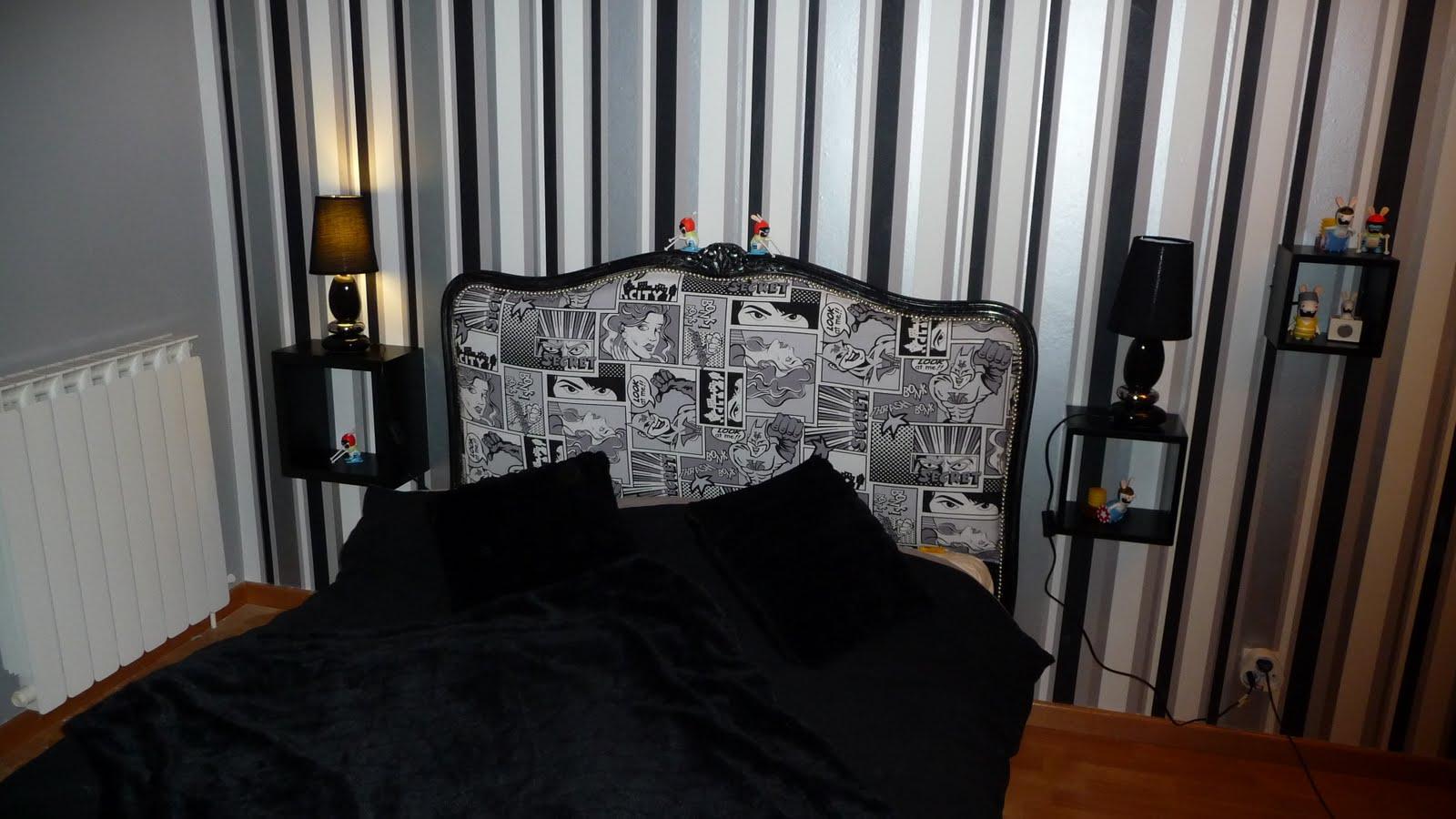 Bd noir et blanc Papiers peints • PIXERS  - Papier Peint Bande Dessinée Noir Blanc