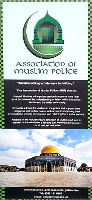 Association of Muslim Police #1