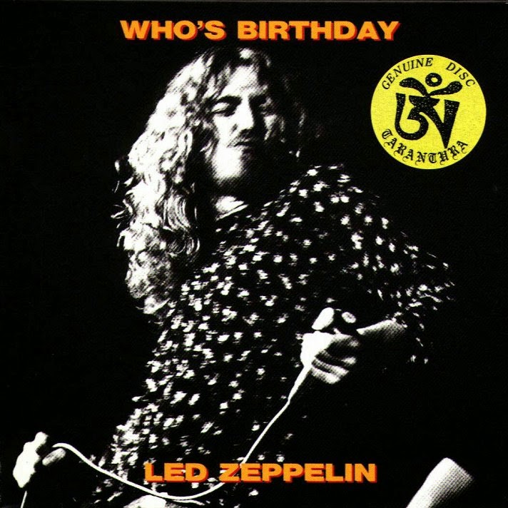 1970 - Led Zeppelin - Tampa, FL-Curtis Hickson Hall-Who's Birthday