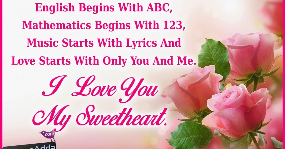 sweet love quotes in english for your girlfriend quotes