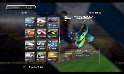 PES 2013 Nike HyperVenom UnLeaked Colourway