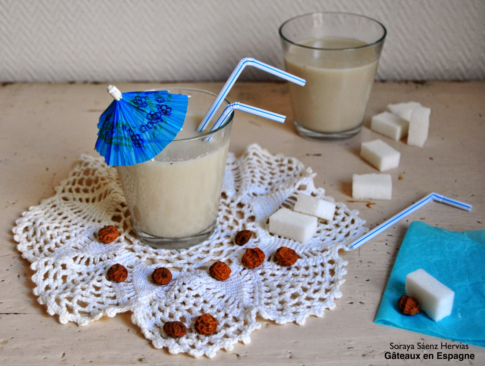 recette lait souchet fait maison