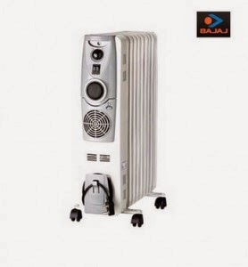 Snapdeal: Buy Bajaj 9Fin RH9F Oil Filled Radiator at Rs.7983
