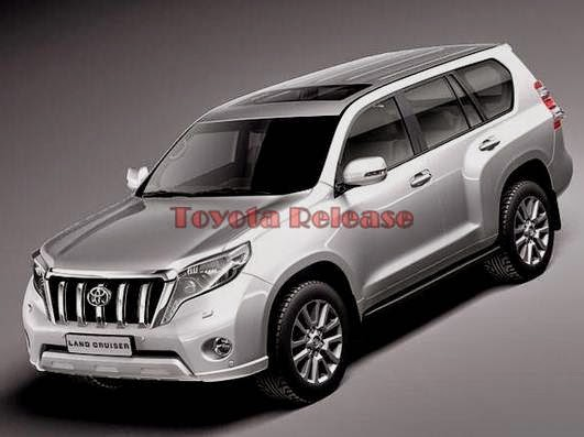 2016 Toyota Land Cruiser Review and Release Date
