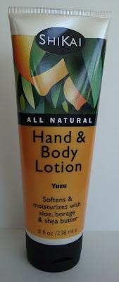 ShiKai Yuzu Hand&Body Lotion review