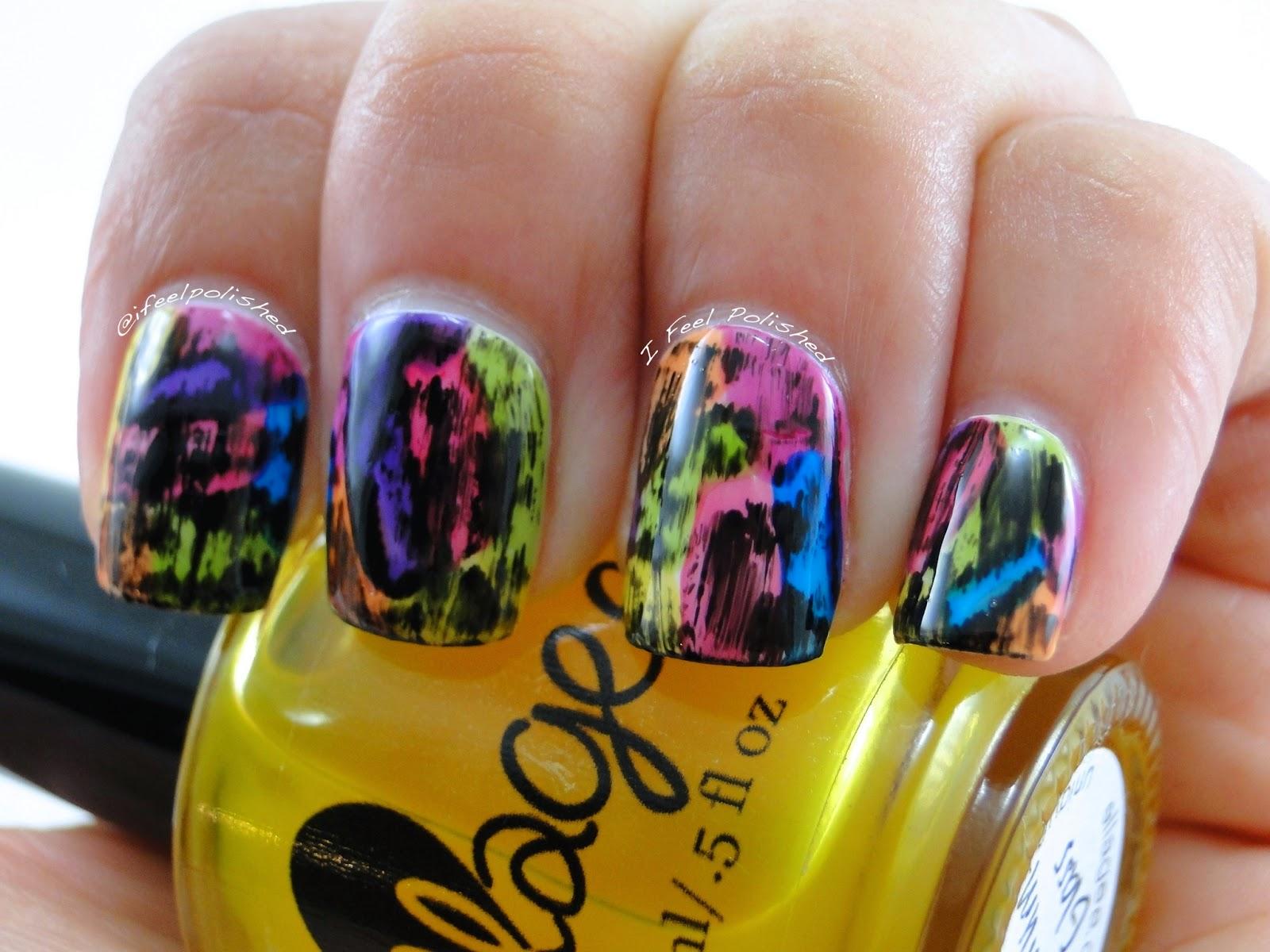 Jelly Polish Nails